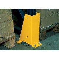 Protections pour rayonnages et montants de rack en acier