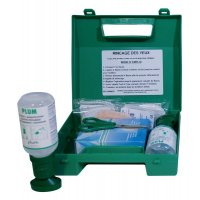 "Kit oculaire complet solution ""Saline"""