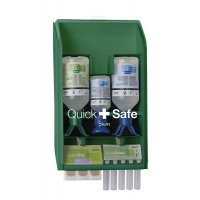 Coffret mural Quicksafe box pour l'industrie chimique