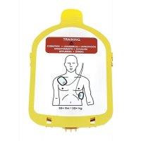 Electrodes de formation adulte pour défibrillateur HS1 de formation