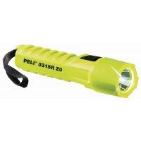 Lampe torche ATEX 132 Lumens à batterie rechargeable