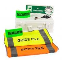Kit EPI pour responsable d'évacuation