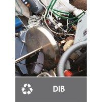 Signalétique recyclage - DIB