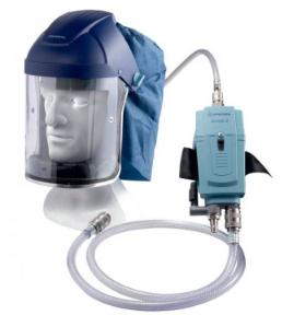 Masque à ventilation assistée
