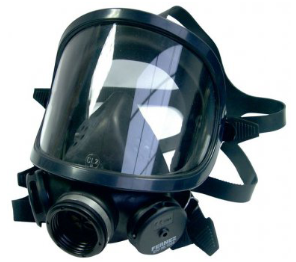 Masque à ventilation libre