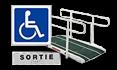 Accessibilité des personnes handicapées