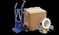 Entrepôt, stockage et manutention