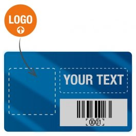 Customised Duraguard Asset Tags - Packs of 100