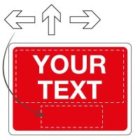 Customisable Traffic Signs