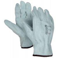 Eurotechnique® Split or Grain Leather Gloves