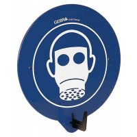 PPE Storage Hook - Respiratory Protection