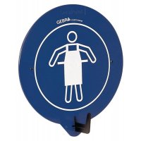 PPE Storage Hook - Protective Clothing