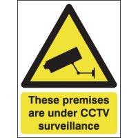 CCTV Surveillance - Sign