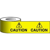 Barrier Warning Tapes - Caution