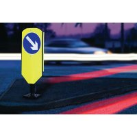 Rebound Sign System - Right Arrow