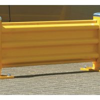 Steel Barrier System - Panels