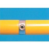 Modular Barrier - Internal Joint Galvanised Clamp