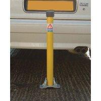 Hinged Lockable Car Park Posts - Fixing Bolt