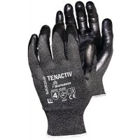 Tenactiv Cut-Resistant Gloves with Nitrile palms
