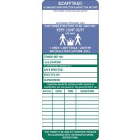 Scafftag® Towertag® Replacement Insert