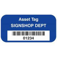 DuraGuard® Best Selling Asset Tags