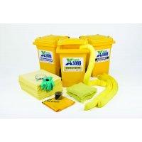 Chemical Economy Wheeled Spill Kit