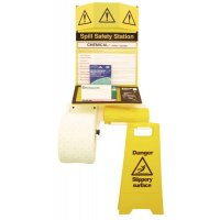 Chemical Low Hazard Spill Safety Stations