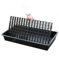 Romold Spill Trays with Grid