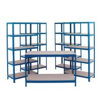 Small Business Shelving Starter Kit
