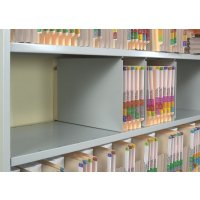 Modular Steel Shelving - Extra Shelves