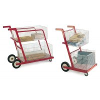 Post Distribution Trolleys