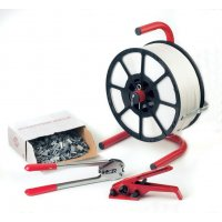 Strapping Kit Complete With Tensioner And Sealer System