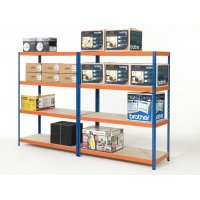300kg Extra Wide Shelving