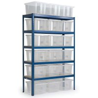 Plastic Box Storage Kits