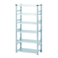 Standard-Duty ZincRack Shelving – Extension Bays