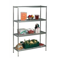 Stainless Steel Shelving/Wire Shelves Initial Bays