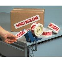 Bench Dispenser for QA Label Tape