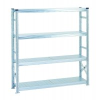 Heavy-Duty ZincRack Shelving – Extension Bays