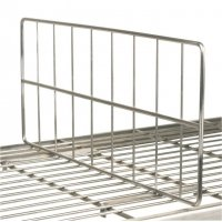 Stainless Steel Shelving - Dividers