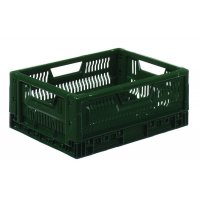 Folding Perforated Containers