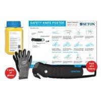Martor SECUMAX 350 Safety Knife Poster Bundles