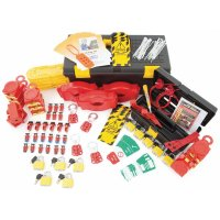 Valve and Electrical Lockout Kit - Large