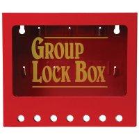 Wall Mounted Metal Group Lockout Box