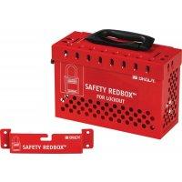 Safety Redbox Lockout Box - Group