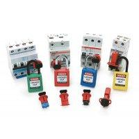 Miniature Circuit Breaker Lockout Demo Kit