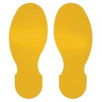 Toughstripe™ Floor Marking Tape - Footprints