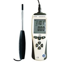 Hot Wire Thermo-Anemometer