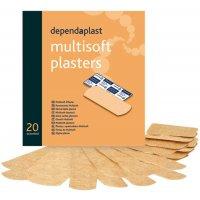 Multisoft Plasters