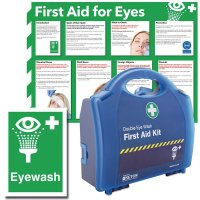 Eye Wash, Sign and Poster Bundles