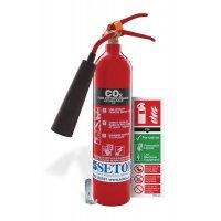 CO2 Fire Extinguisher Kits